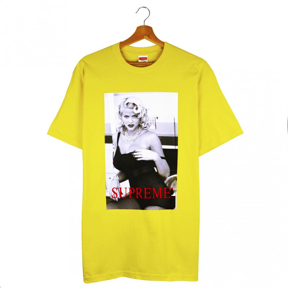 Supreme Anna Nicole Smith Tee (Lemon)